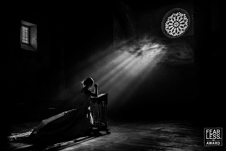 Fotografía premiada en el directorio Fearless Photographers realizada por Johnny Garcia en Candelario