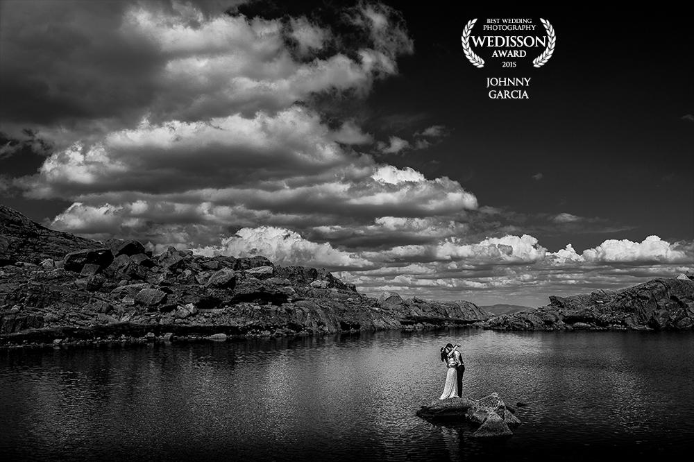 Fotografía premiada en el directorio Wedisson de Rusia, realizada por Johnny Garcia en las lagunas del trampal