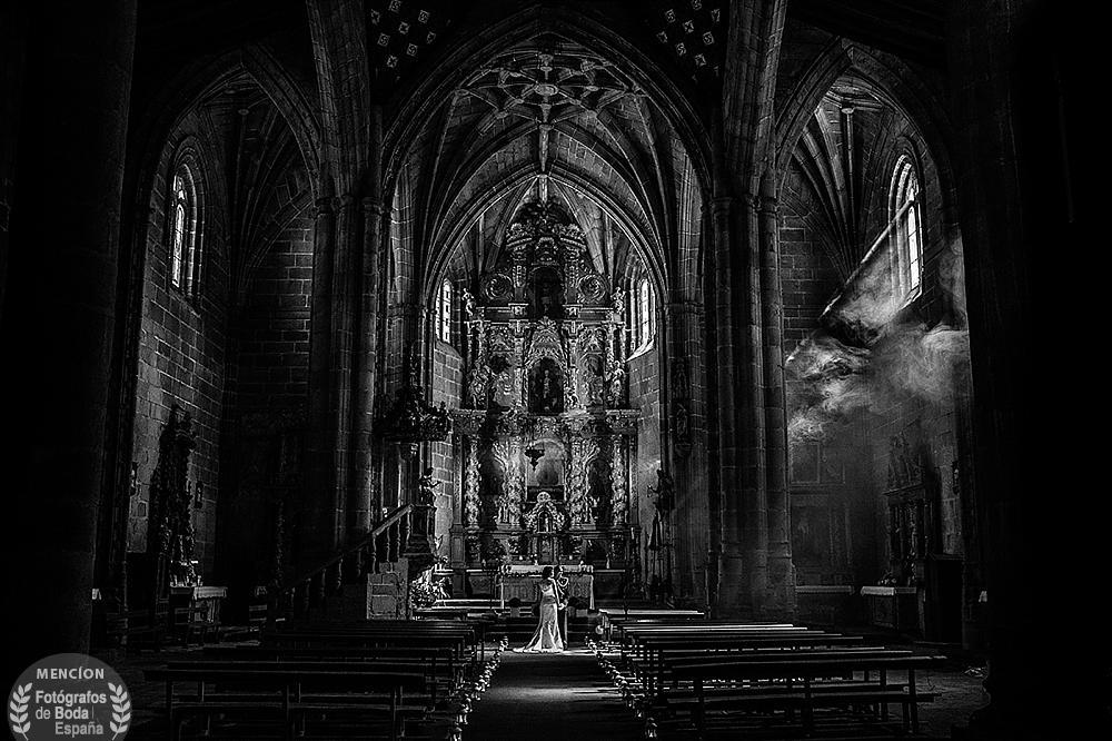 Fotografía ganadora de la mención de honor en la categoría de luz, realizada en Villatoro
